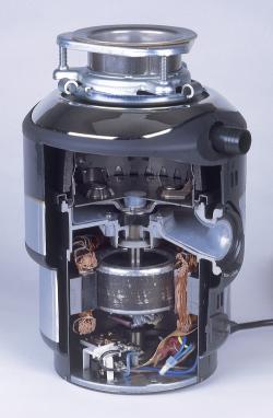 механический диспоузер
